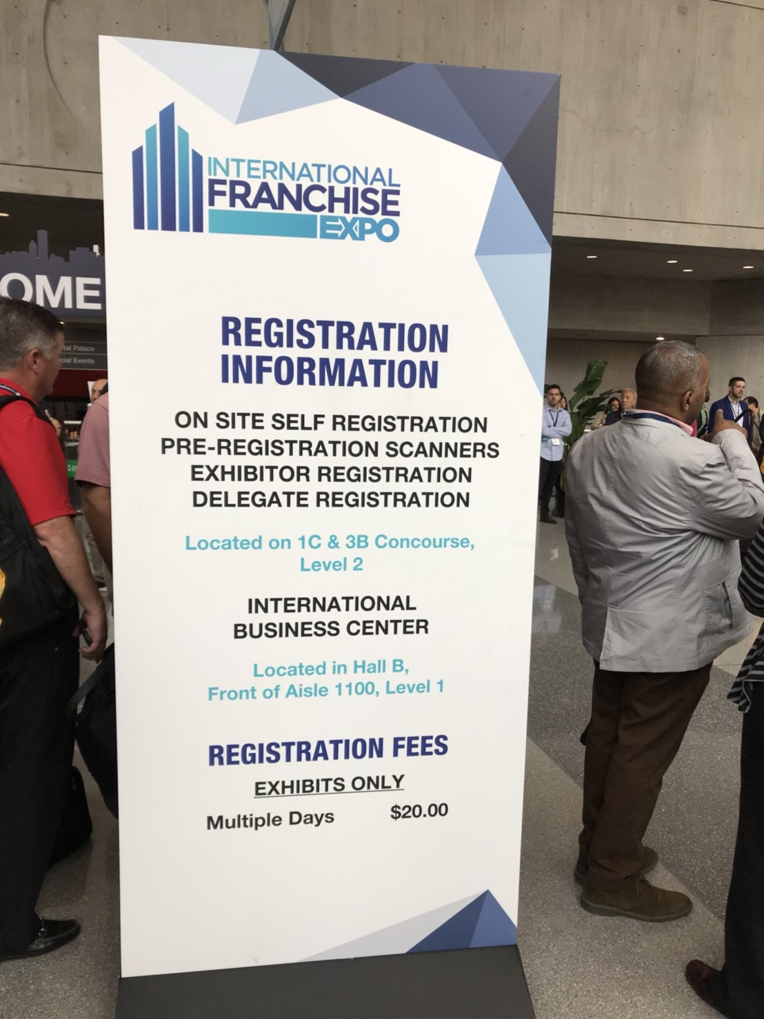International Franchase Expo in NY was a huge success!