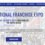 International Franchise Expo in NY