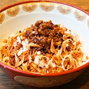 海老辛担々麺