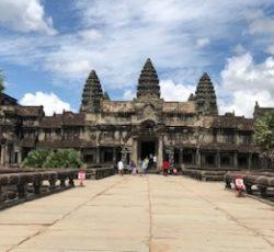 Kick off a Cambodia Project!